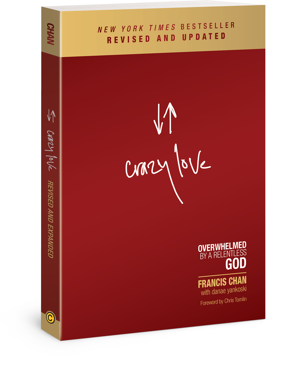 Crazy Love Book by Francis Chan