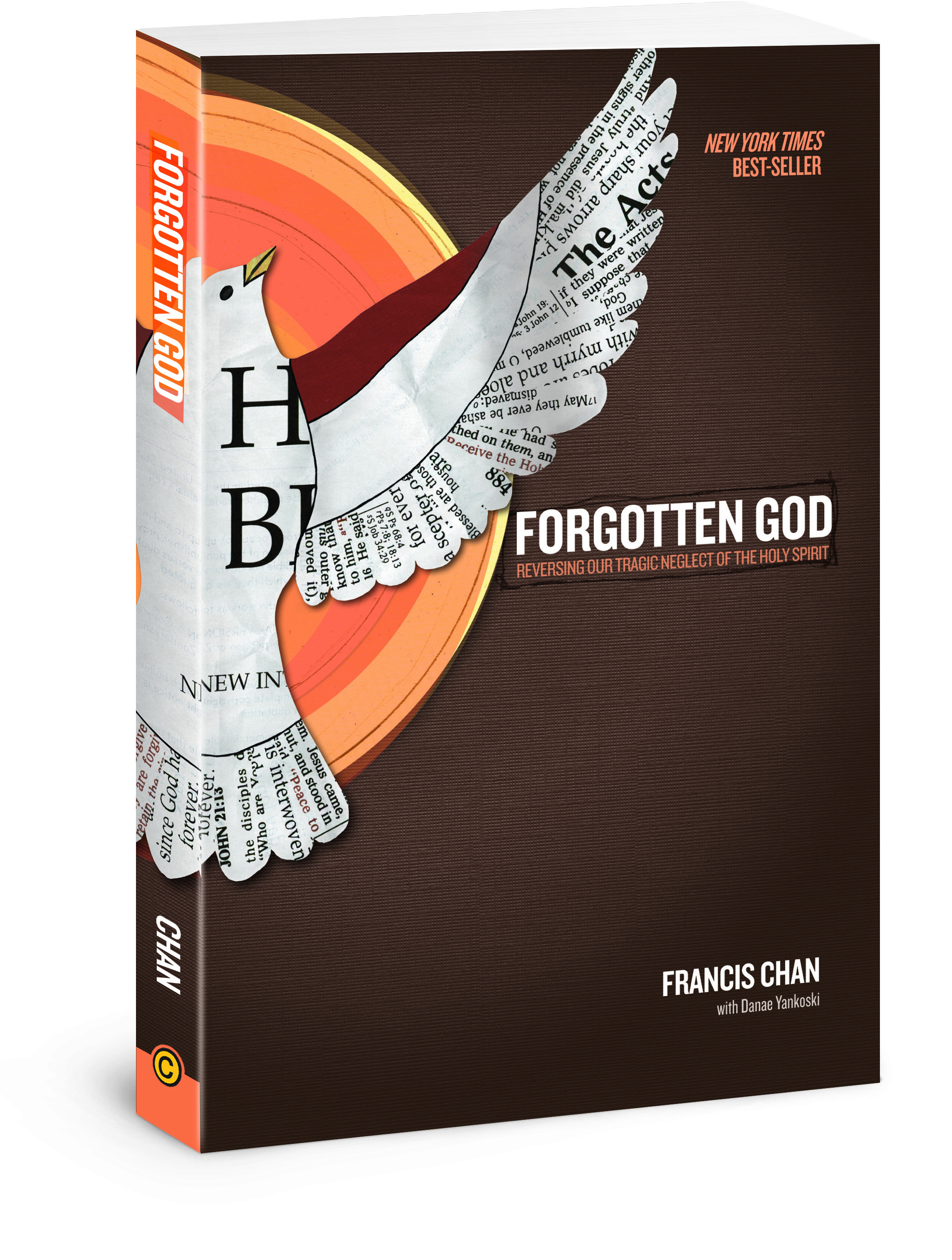 Forgotten God Book - Francis Chan